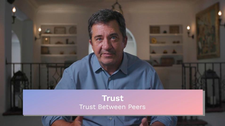 Trust: Trust Between Peers